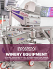 Winery Equipment Catalog Cover