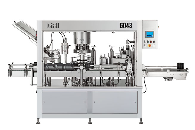GAI 6043 Labelling Products