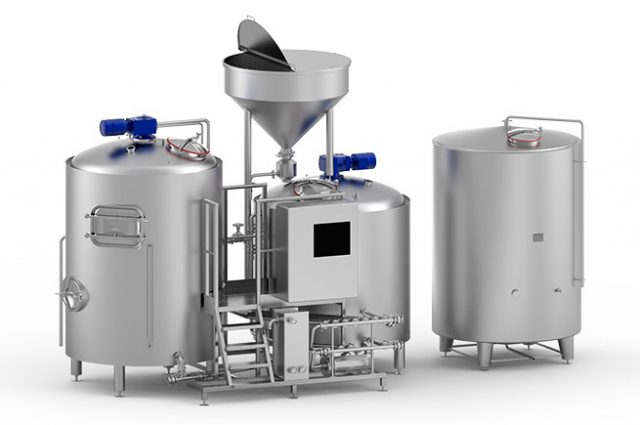 Compact Brewhouse - BH2/BH3